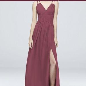 David's Bridal - NWT - Bridesmaid Dress
